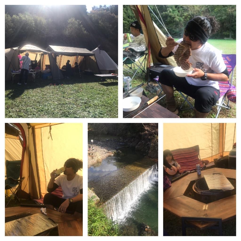 キャンプ三滝